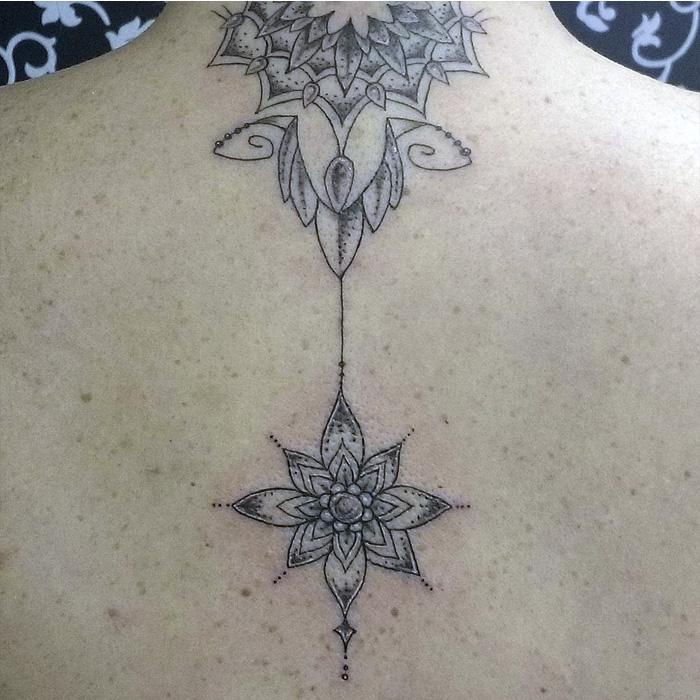 Cobertura de Cicatriz e Tatuagem - Tatuador Batel - Curitiba - Fernanda Mello Tattoo