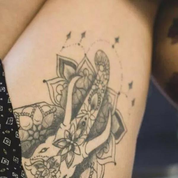 Você sabia que pode cobrir uma cicatriz que te incomoda com uma tatuagem?